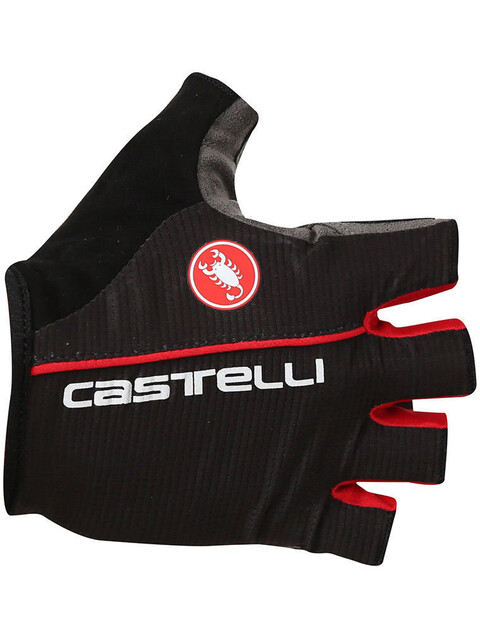 Castelli Circuito fietshandschoenen rood/zwart